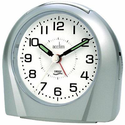 Non Ticking Alarm Clock