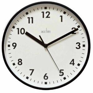 Acctim Wickford Round Wall Clock