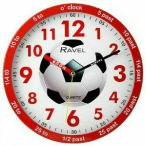 Ravel Time Teacher Clock