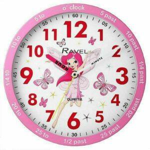 Ravel clock