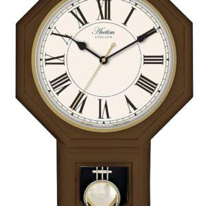 acctim pendulum wall clock